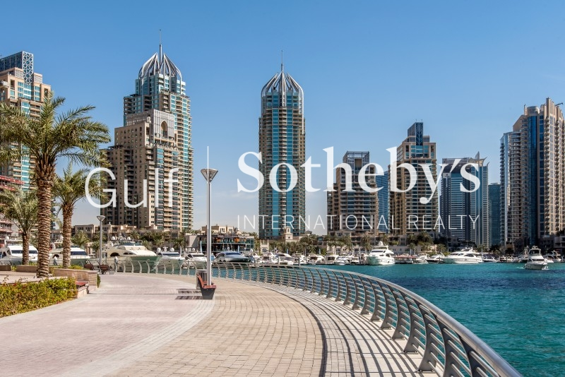 2 Bedrooms Marina View Silverene Tower A