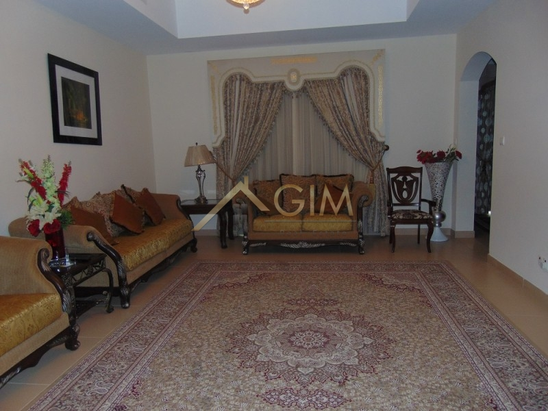 Townhouse|traditional Style|3br In Cedre Villa,silicon Oasis