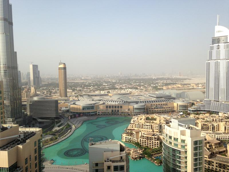 Stunning 1 Bed, Very High Floor, 29 Blvd Tower 2, Full Burj Khalifa And Fountain View