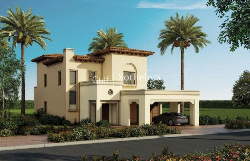 Brand New-Palma Villa-Arabian Ranches