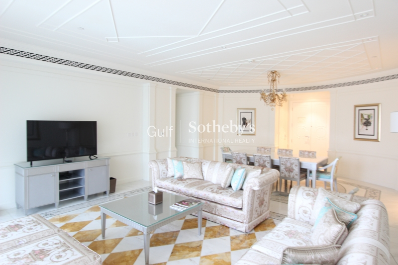 Luxury 3 Bedroom Furnished In Palazzo Versace