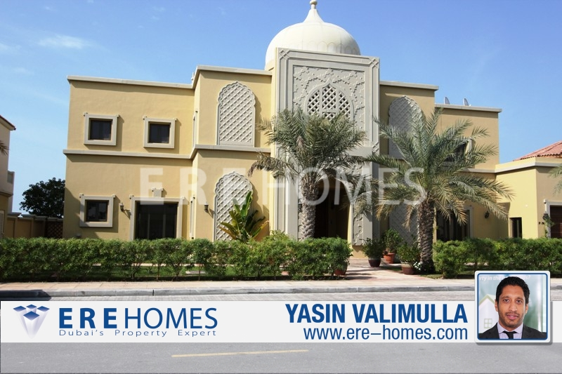 Very Well Priced Signature Villa-Mid Number-Palm Jumeirah Er S 1280