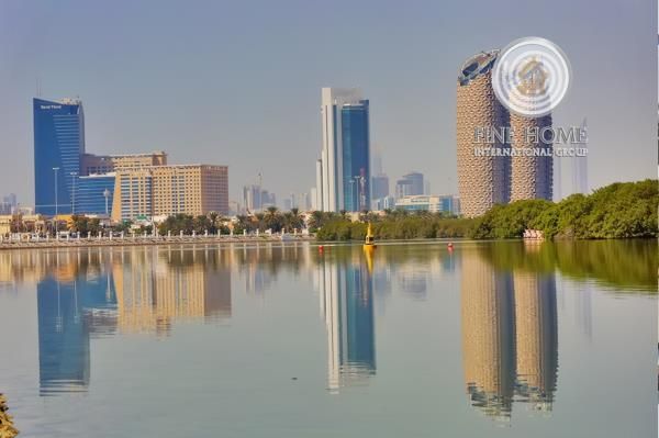 Residential Land In Khalifa City _ Abu Dhabi (L_1038)