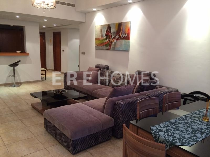 Amazing 2 Bed In Marina Residence For Rent Palm Jumeirah