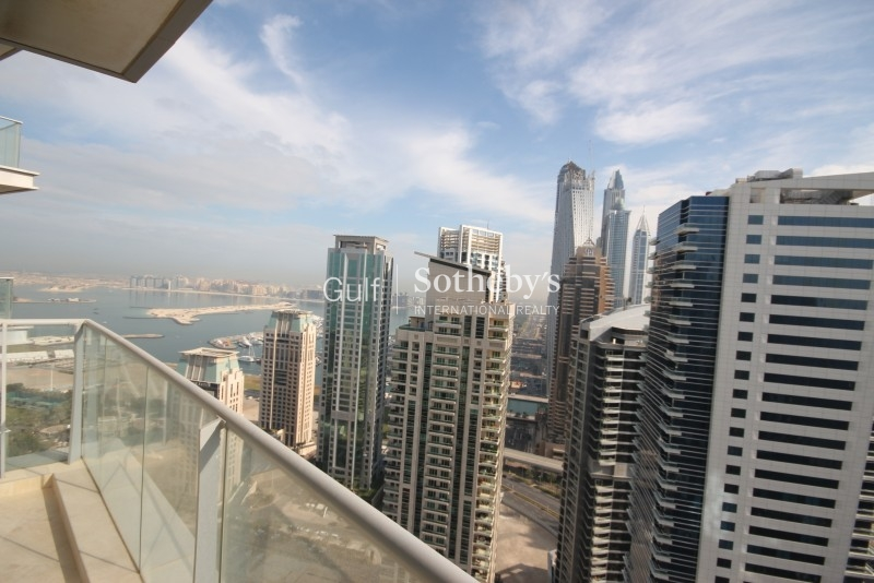 Fully Furnished Two Bedroom Apartment On High Floor