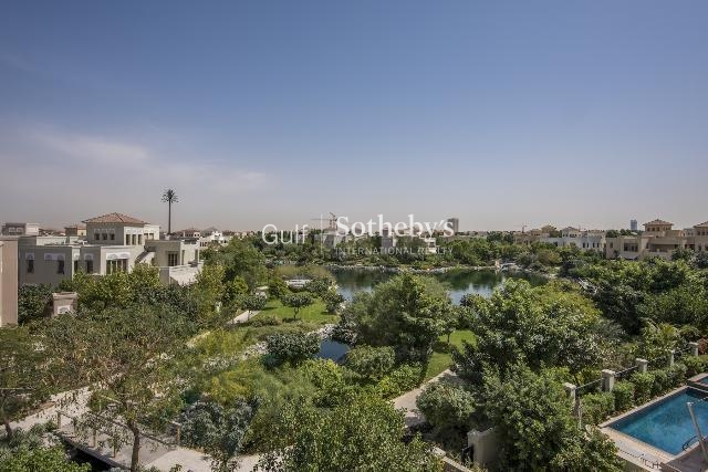 Al Barari-Acacia Villa-Full Lake View