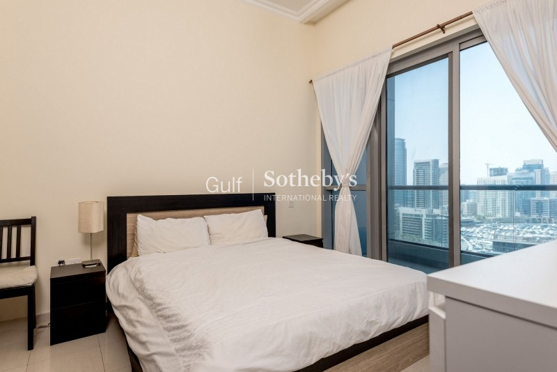 Furnished One Bedroom,lofts,emaar, Downtown Er R 7627